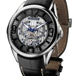 Milus TIRION TriRetrograde Seconds Skeleton