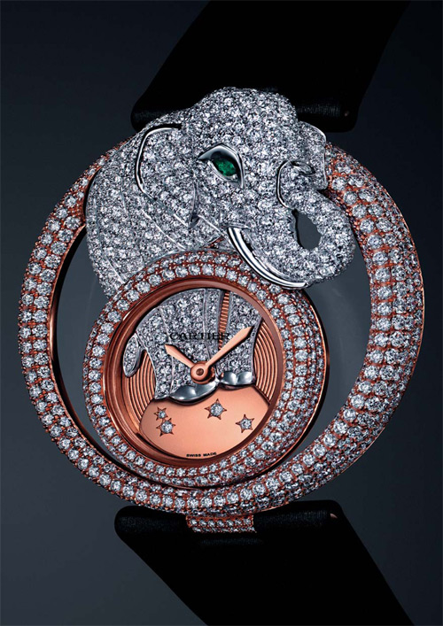 Cirque Animalier de Cartier Collection