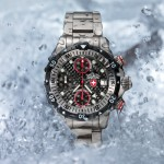 20'000 FEET CX Swiss Military Watch Water