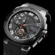 ALPINA Extreme Tourbillon Regulator Manufacture Full Black AL-980BBT5FBAE6