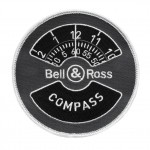 6 INSTRUMENT BR01-92 COMPASS–BADGE